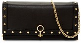 Louise et Cie Yselle Convertible Leather Clutch