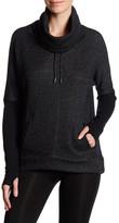 Betsey Johnson Funnel Neck Sweater