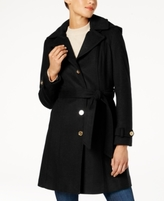 MICHAEL Michael Kors Petite Walker Coat