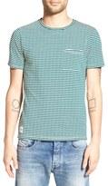 NATIVE YOUTH Men's Stripe T-Shirt