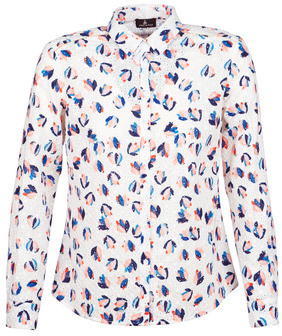 One Step SYLVIA women's Shirt in White