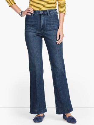 Talbots Flare Jeans - Nova Wash