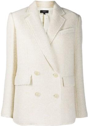 Theory Textured Tailored Blazer