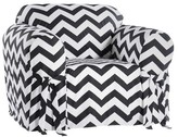 Nobrand No Brand Chevron Chair Slipcover