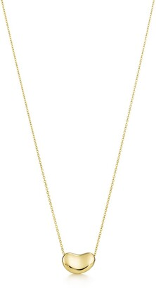 Tiffany & Co. Elsa Peretti Bean Design pendant in 18k gold
