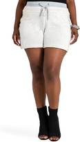 Justice Poetic Cassy French Terry Shorts