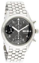 IWC Pilot Chronograph Watch