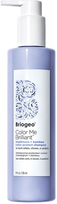 BRIOGEO Color Me Brilliant Mushroom + Bamboo Color Protect Shampoo