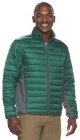 Columbia Big & Tall Elm Ridge Hybrid Puffer Jacket