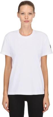 MONCLER GENIUS 6 Moncler Noir Jersey Technique T-Shirt