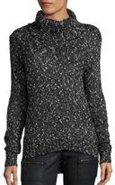 Soft Joie Farika Metallic Turtleneck Sweater