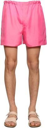 Ludovic de Saint Sernin Silk Boxer Shorts