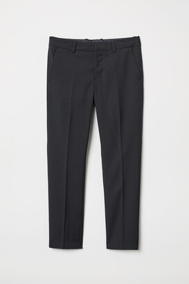 H&M Generous Fit Suit trousers