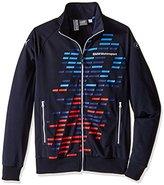 Puma Men's Bmw Msp Track Jacket