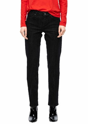 S'Oliver Women's 14.911.71.5771 Straight Jeans