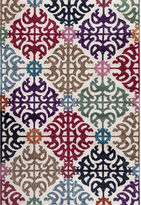 Asstd National Brand World Rug Gallery Loft Medallion Rectangular Area Rug