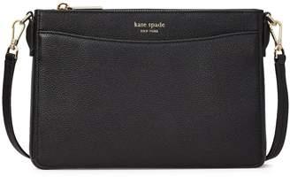Kate Spade Medium Margaux Convertible Leather Crossbody Bag
