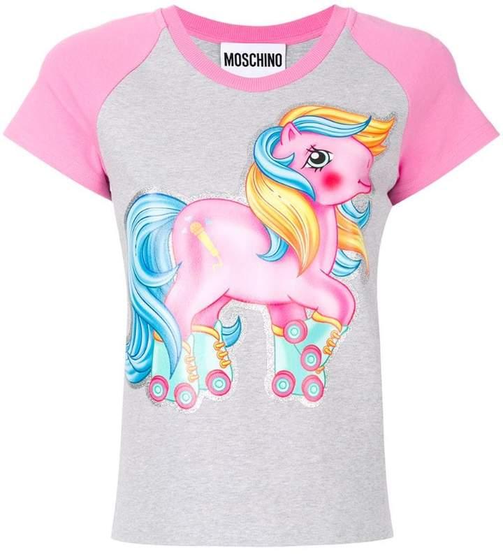 Moschino My Little Pony T-shirt