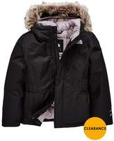 The North Face Girls Greenland Cropped Parka