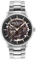Kenneth Cole Stainless Steel Link Bracelet Watch