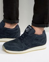 Reebok Classic Leather Crepe Sneakers