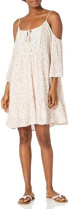Jolt Women's Long Sleeve Dress