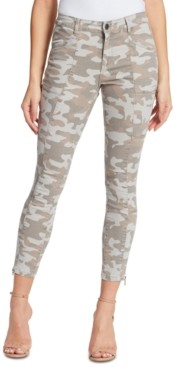 Skinnygirl Todd Utility Ankle Pants