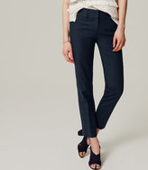 LOFT Tall Doubleweave Riviera Cropped Pants in Marisa Fit