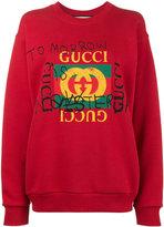 Gucci Coco Capitán sweatshirt