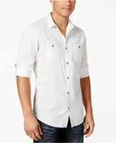 INC International Concepts Men's Cochran Top-Stitched Shirt, Only at Macy's