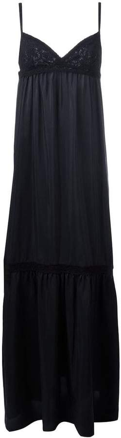 Faith Connexion flared trim dress