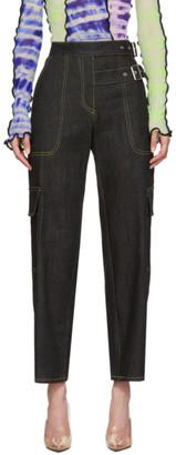 Miaou Black Daisy Jeans