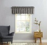 Sun Zero 48081 Barrow Energy Efficient Rod Pocket Curtain Valance