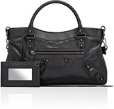 Balenciaga Women's Arena Leather Classic First Bag