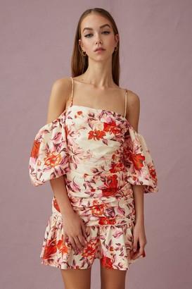 Keepsake REAL LOVE MINI DRESS Vanilla Rosebush