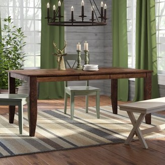 Trent Austin Design Caracara Leg Extendable Dining Table Trent Austin Design