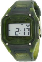 Freestyle Men's Killer Shark FS84973 Green Polyurethane Quartz Watch with Dial