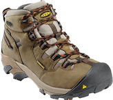 Keen Men's Detroit Mid Soft Toe Work Boot