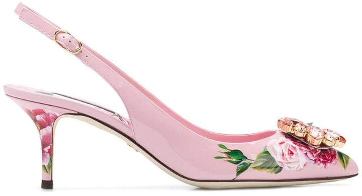 de148169704 Dolce And Gabbana Slingback - ShopStyle
