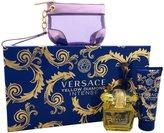 Gianni Versace Gift Set Versace Yellow Diamond Intense By