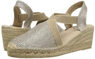Toni Pons Triton (Platinum Susi) Women's Shoes