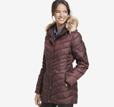 Johnston & Murphy Hooded Quilted-Down Coat