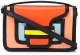 Pierre Hardy Alpha crossbody bag - women - Kid Leather - One Size