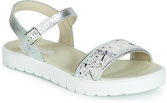 Citrouille et Compagnie JIMINITE girls's Sandals in Grey