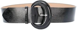 B-Low the Belt Moon-buckle belt