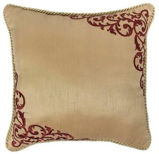 """Croscill Roena Fashion Pillow 16"""""""