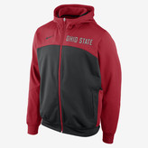 Nike Full-Zip Performance (Ohio State) Men's Training Hoodie
