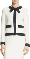 St. John Sequined Skyline Knit Jacket