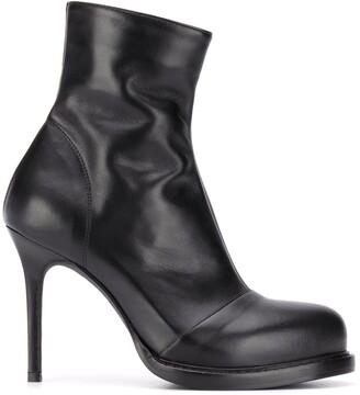 Ann Demeulemeester High Ankle Boots