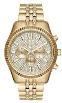 Michael Kors Lexington Stainless Steel Bracelet Watch